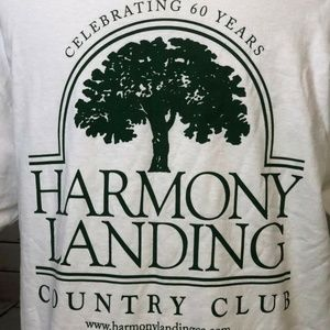Harmony Landing Country Club Golf T-Shirt Medium